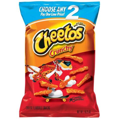Cheetos Crunchy Snack (16.25 oz.)