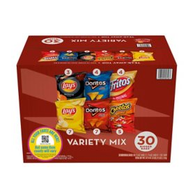 Frito-Lay Classic Mix Variety Pack (30 pk.)
