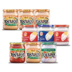 Tostitos Salsa Con Queso, Medium (15.5 oz., 3 ct.)