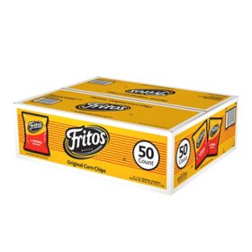 Fritos The Original Corn Chip (1 oz., 50 pk.)