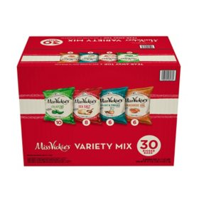 Miss Vickie's Kettle Cooked Potato Chips Variety Pack (30 ct.)