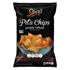 Stacy's Simply Naked Pita Chips  -  24 oz.
