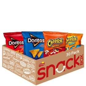 Frito-Lay Doritos and Cheetos Mix Variety Pack (30 ct.)