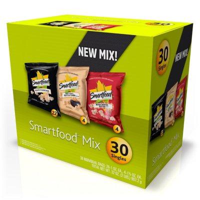 Deleted Smartfood Popcorn Snack Mix Variety Pack 30 Ct Sam S Club