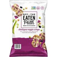 Off The Eaten Path Chickpea Veggie Crisps (19 oz.)
