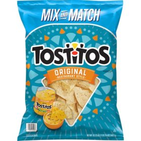 Tostitos Original Restaurant Style Tortilla Chips (19.125 oz.)