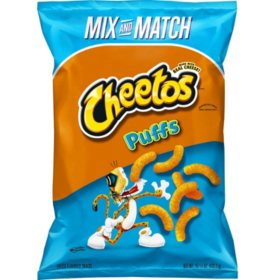 Cheetos Puffs Cheese Flavored Snacks (15.25 oz.)