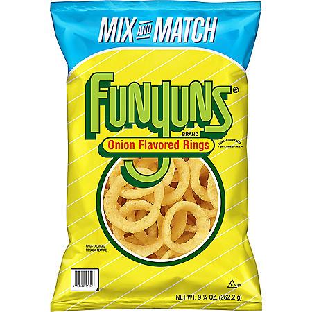 Funyuns Onion Flavored Rings (9.25 oz.)