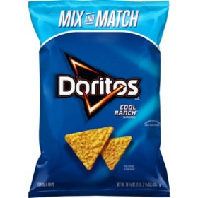 Doritos Cool Ranch Tortilla Chips (18.875 oz.)