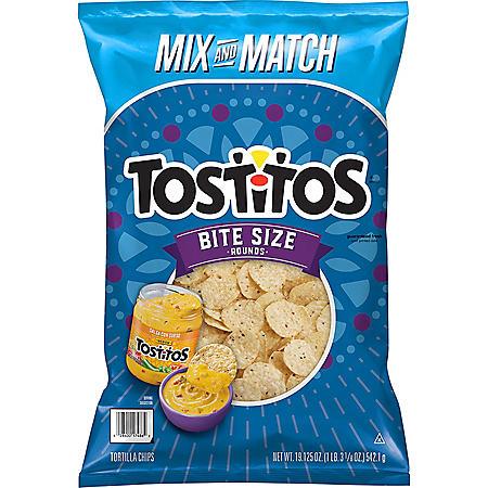 Tostitos Bite Size Tortilla Chips (19.125 oz.)