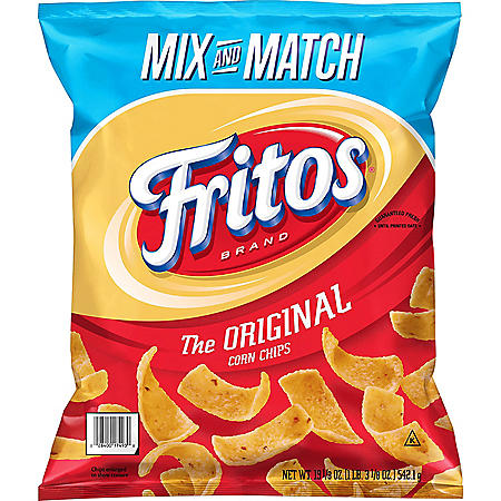 Fritos Original Corn Snacks (19.125 oz.)