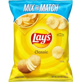 Lay's Classic Potato Chips (15.875 oz.)