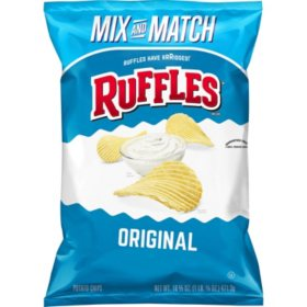 Ruffles Original Potato Chips (16.625 oz.)