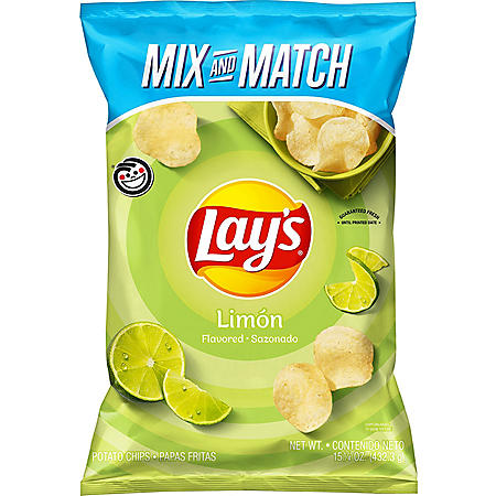 Lay's Limon Potato Chips (15.25 oz.)