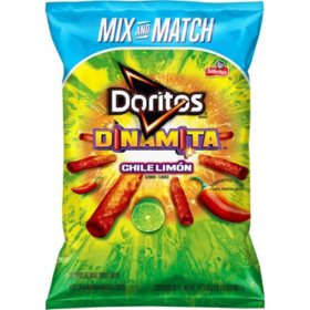 Doritos Dinamita Chile Limon Tortilla Chips (17.5 oz.)