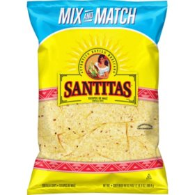 Santitas Yellow Corn Tortilla Chips (24 oz.)