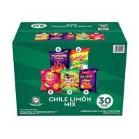 Sabritas Chile Limon Mix Variety Pack (30 ct.)