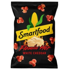 Smartfood Flamin' Hot White Cheddar Popcorn (14 oz.)