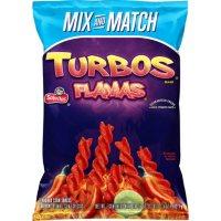 Sabritas Turbos Flama Flavored Corn Snacks (19.13 oz.)