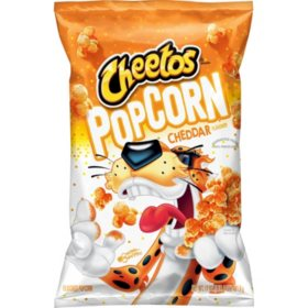 Cheetos Cheddar Flavored Popcorn (17oz)