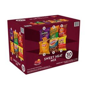 Frito-Lay Sweet Heat Mix Variety Pack (30 ct.)