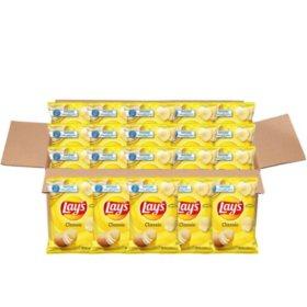 Lay's Classic Potato Chips (2.75 oz. ea., 20 ct.)