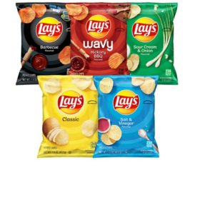 Lay's Mix Potato Chips Variety Pack (30 pk.)