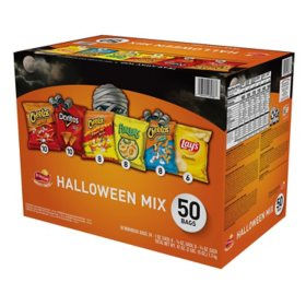 Frito-Lay Halloween Mix Variety Pack (50 pk.)