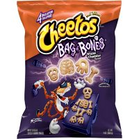 Cheetos Bag of Bones White Cheddar Flavored Cheese Snacks (14 oz)