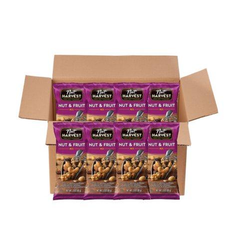 Nut Harvest Fruit and Nut Mix (3 oz. ea., 8 pk.)