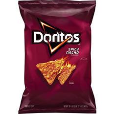 Doritos Spicy Nacho Flavored Tortilla Chips (28.5 oz.)