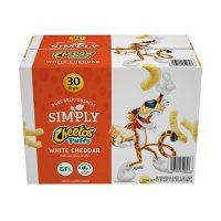 Simply Cheetos Puffs White Cheddar (30 ct.)