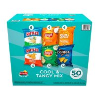 Frito-Lay Cool and Tangy Mix Variety Pack (50 ct.)