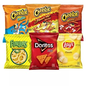Frito-Lay Back to Class Mix Variety Pack (50 pk.)