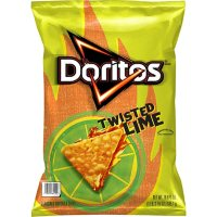Doritos Twisted Lime Flavored Tortilla Chips (18.875 oz.)