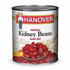Hanover Red Kidney Beans (110 oz.)