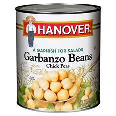 Hanover Chick Peas - 106 oz.