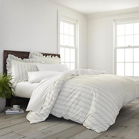 EcoPure Comfort Wash BrookeComforter Set (Assorted Sizes)
