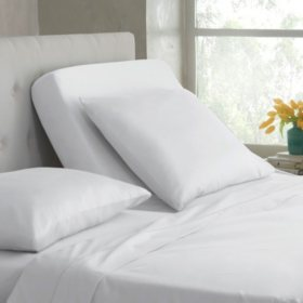 Martex 400-Thread-Count Split King Sateen Sheet Set