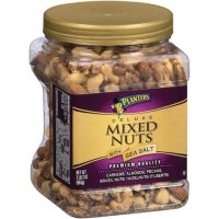 Planters Deluxe Mixed Nuts with Sea Salt (34 oz.)