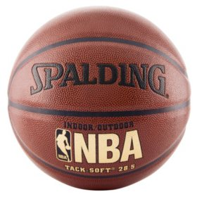 Spalding NBA Tack-Soft® Indoor-Outdoor Basketball, 28.5""