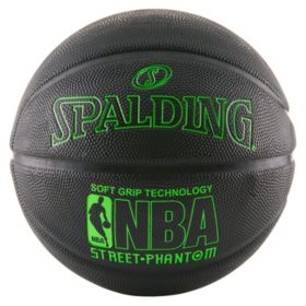 Spalding NBA Street Phantom™ Outdoor Basketball, 29.5""