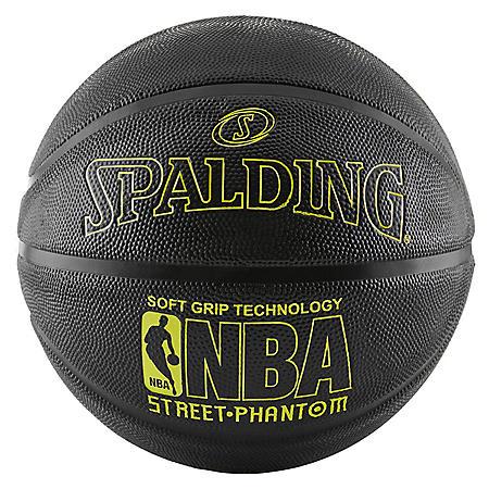 "Spalding NBA Street Phantom™ Outdoor Basketball, 29.5"""