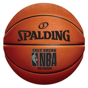 Spalding NBA Fast Break Basketball, 29.5""
