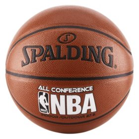 Spalding NBA All Conference Indoor-Outdoor Basketball, 27.5""