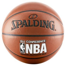 Spalding WNBA All Conference Indoor-Outdoor Basketball, 28.5""