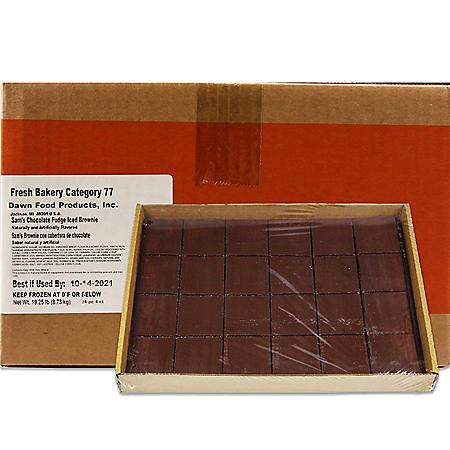 Brownie Tray, Bulk Wholesale Case (96 ct.)