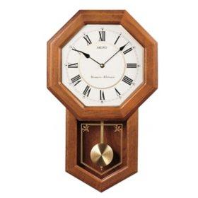 Seiko Classic Schoolhouse Wall Clock