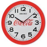 "Seiko 14"" Coca-Cola Wall Clock"