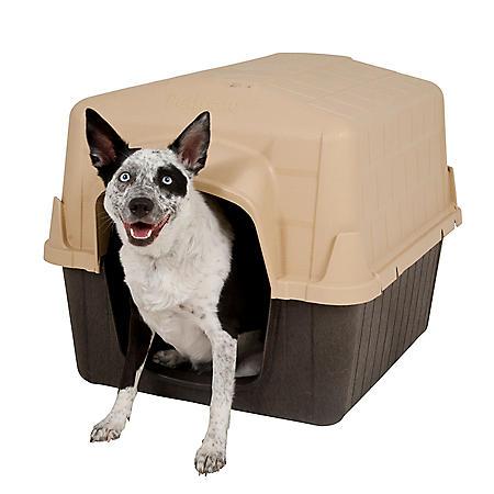 Aspen Pet Petbarn Dog House, Medium (For dogs 25 lbs. to 50 lbs.)